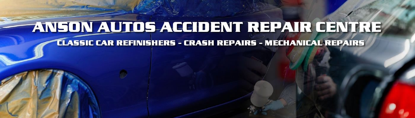 Ansons Autos Crash & Mechanical Repair